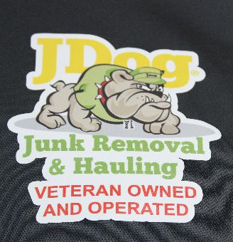 JDog Transfer Image for Custom T-Shirts